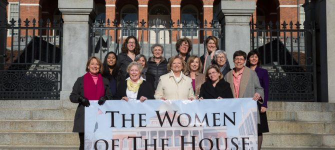 State Representative Ann-Margaret Ferrante to attend Boston Women's March